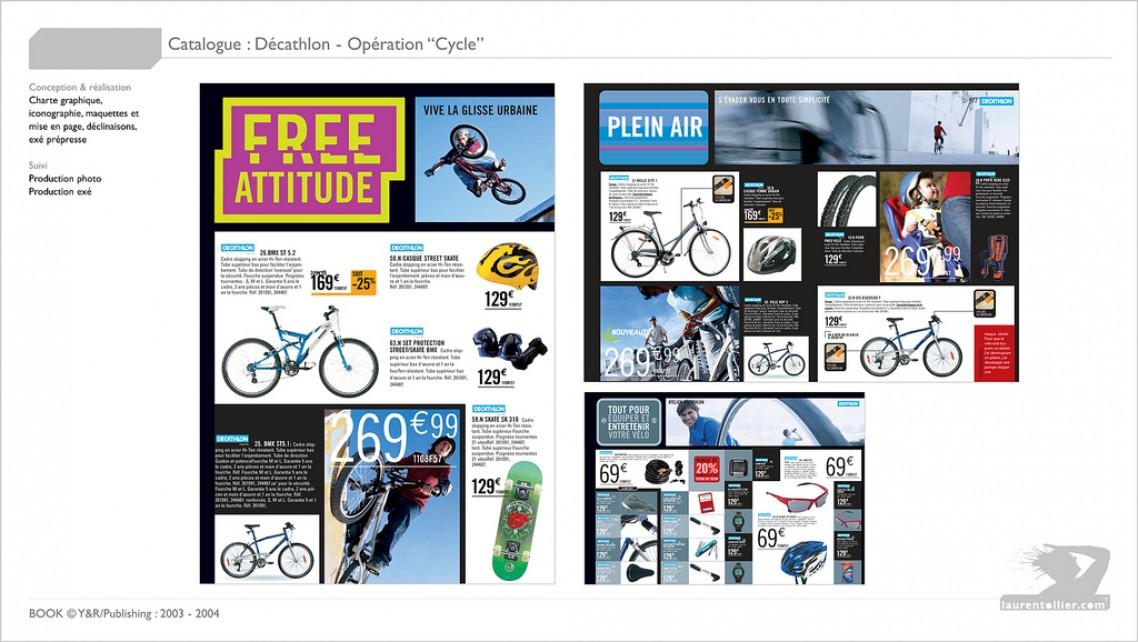 Décathlon - Catalogue free attitude