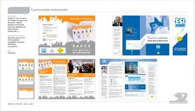 ESI - Print institutionnel