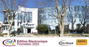 Edition Electronique : CDM Nîmes
