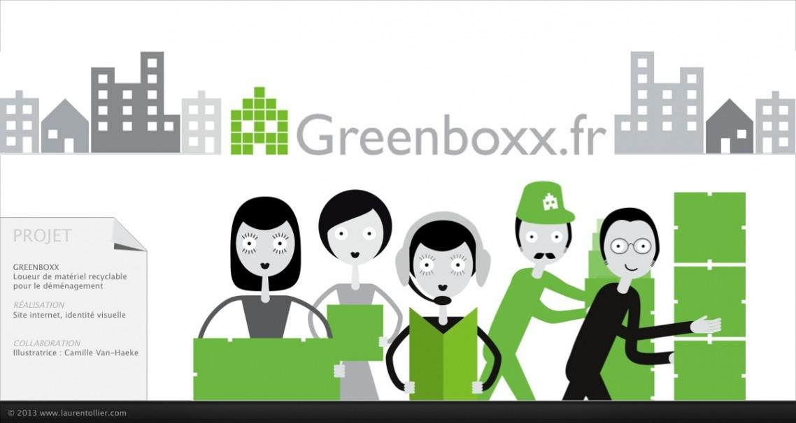Greenboxx - illustration