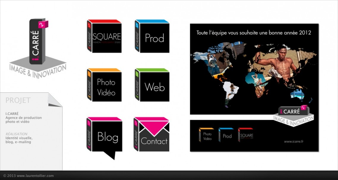 ICARRE - Global branding