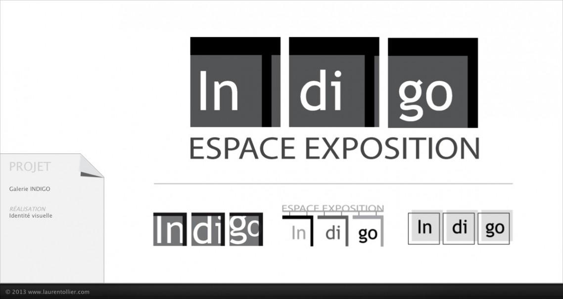 INDIGO - identite visuelle