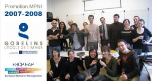 Master MPNI : Gobelins Paris