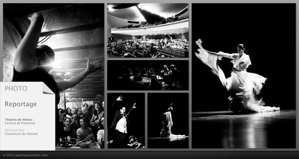 Théâtre de Nimes - Festival flamenco
