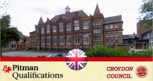 Certificat anglais Pitman : CETS Londres