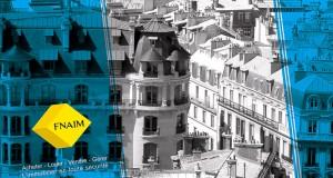 Directeur Artistique : FNAIM siège Paris
